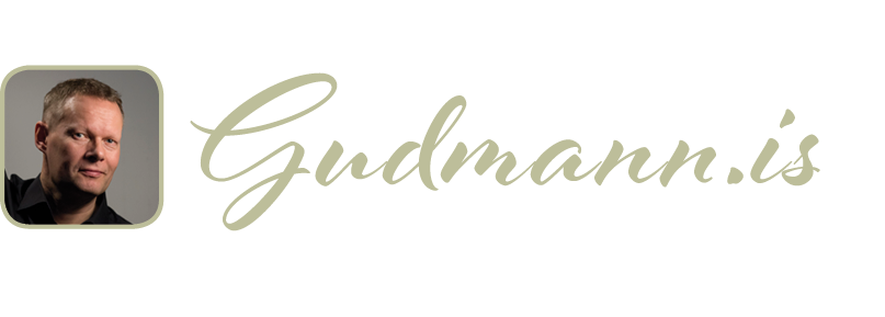 Gudmann.is galleries