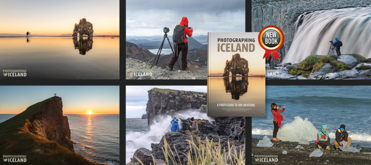 Photographing Iceland - a photo guide to 100 locations