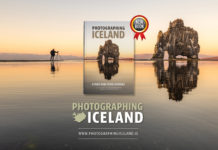 New Book: Photographing Iceland - A photo guide to 100 locations.