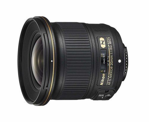Nikon 20 mm/F 1.8 AF-S G ED