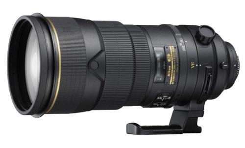 Nikon 300 mm f2.8 lens for bird photography
