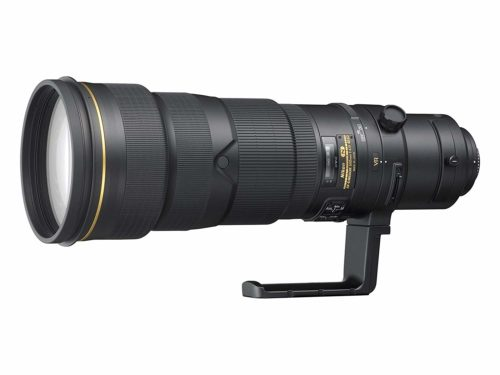 Nikon 500 mm f4